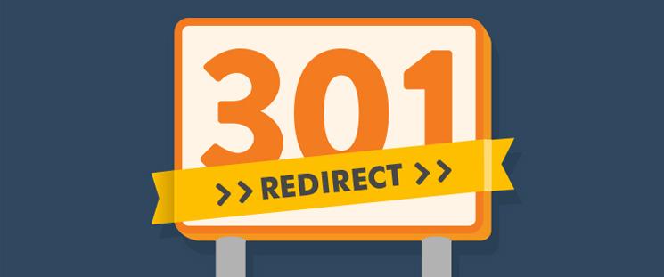 ریدایرکت redirect 301