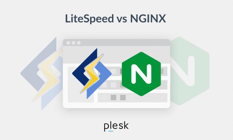 تفاوت لایت اسپید و Nginx